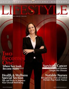 Cover of Central Florida Lifestyle Magazine