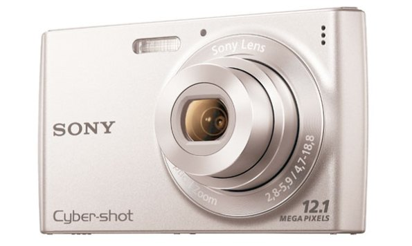 Sony W510 Camera