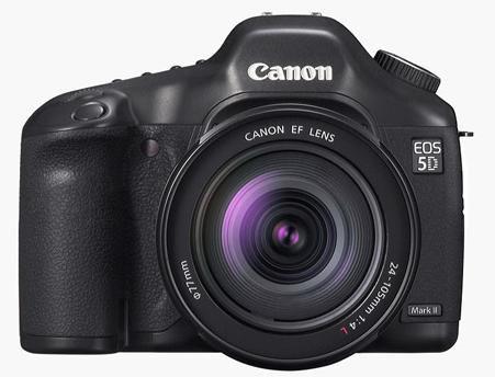 Canon 5D MKII Price Drop Begins