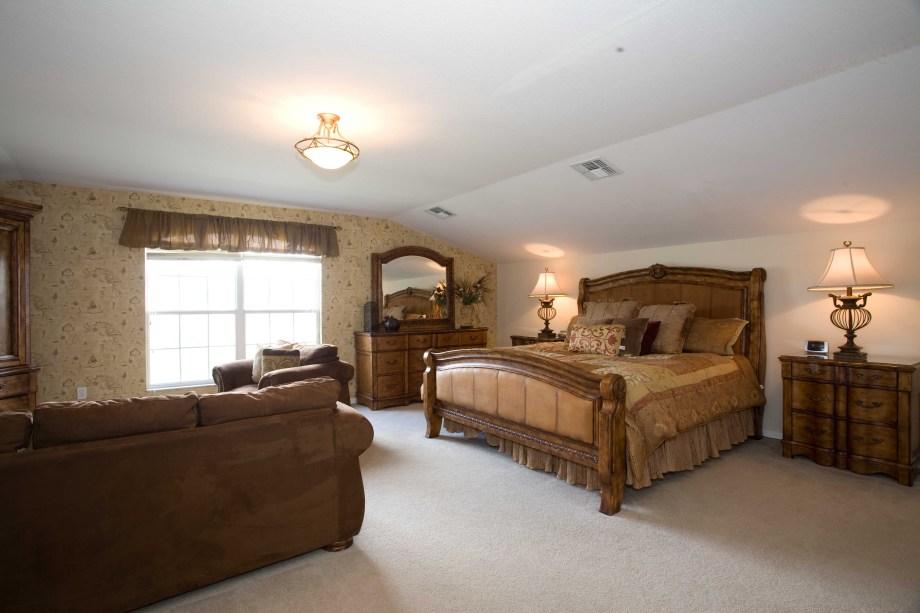 A Master Bedroom