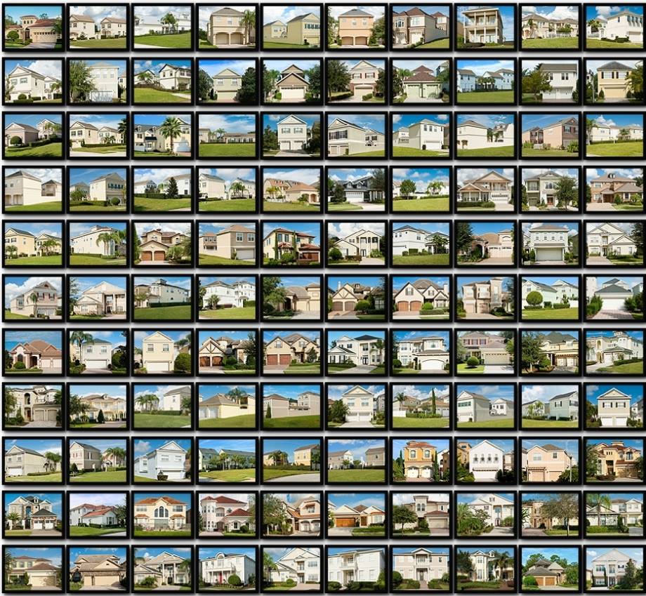 Collage of 110 Homes