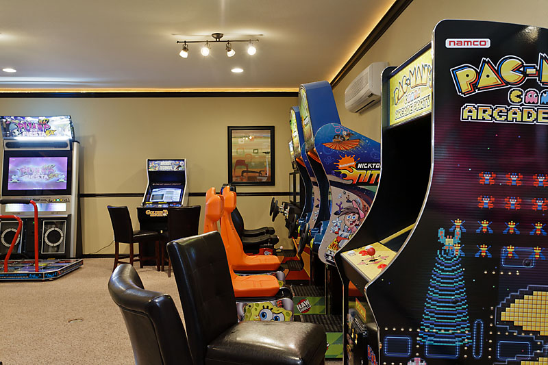 In-Home Arcade