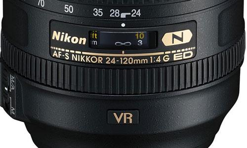 Lens focus window