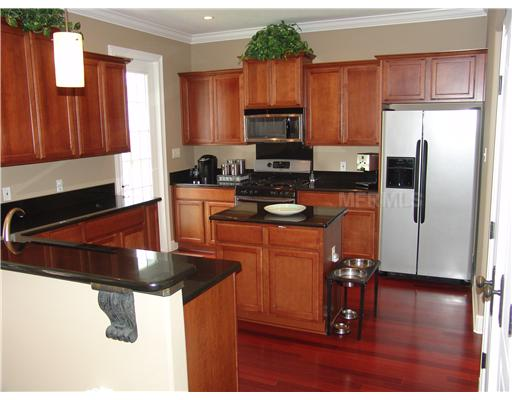 Kitchen on MLS Site