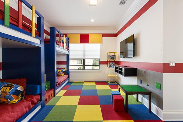 Lego Theme Room